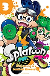 Splatoon, Vol. 3 (version anglaise) de Sankichi Hinodeya