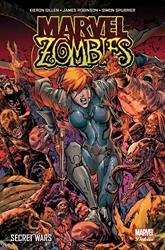 Marvel Zombies - Secret Wars de Kieron Gillen