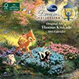 Thomas Kinkade - The Disney Dreams Collection 2015 Mini Wall Calendar - Andrews McMeel Publishing - 10/06/2014