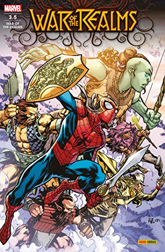 War of the Realms N°3.5