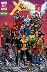 X-Men - ResurrXion n°1 de Christopher Hastings