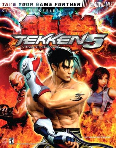 Tekken 5 Official Strategy Guide