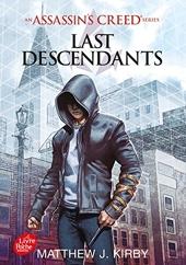 Assassin's creed - Last descendants Tome 1 de Matthew J. Kirby