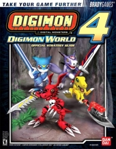 Digimon World? 4 Official Strategy Guide de BradyGames