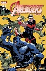 Avengers Universe n°4 d'Al Ewing