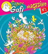 Super Gafi - Magazine n 1 - CP - Magazine n°1 de Martine Descouens