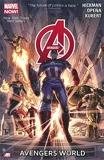 Avengers Volume 1 - Avengers World (Marvel Now) (Avengers (Marvel Now)) by Jonathan Hickman (25-Feb-2014) Paperback - 25/02/2014