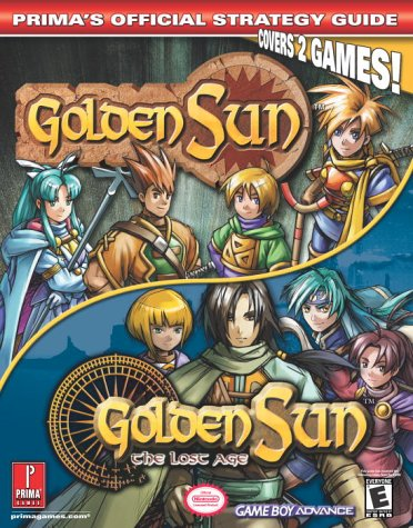 Golden Sun/Golden Sun the Lost Age