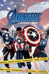 Avengers - L'affrontement T02 de Ryan Stegman