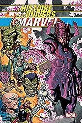 L'histoire de l'univers Marvel de Mark Waid