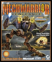 Mechwarrior 4 - Vengeance de Doug Radcliffe