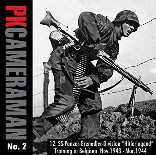 Pk Cameraman No. 2 - 12. Ss-Panzer-Grenadier-Division 'Hitlerjugend'