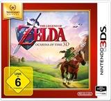 The Legend of Zelda - Ocarina of Time 3D - Nintendo Selects