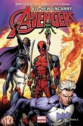 All-New Uncanny Avengers - Tome 02 de Ryan Stegman