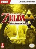 The Legend of Zelda - A Link Between Worlds: Prima Official Game Guide (Prima Official Game Guides) by Prima Games (22-Nov-2013) Paperback - 22/11/2013
