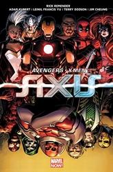 Avengers - X-Men - Axis de Rick Remender
