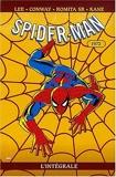 Spider-Man Integrale T10 1972
