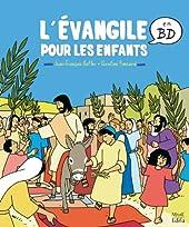 L'évangile pour les Enfants en BD de Christine Ponsard