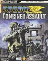 SOCOM U.S. Navy SEALs Combined Assault Signature Series Guide de BradyGames