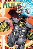 Hulk marvel now - Tome 02