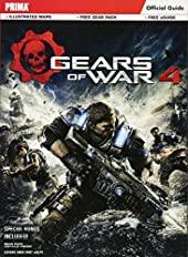 Gears of War 4 - Prima Official Guide de Michael Owen