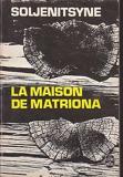 La maison de Matriona - Livre de poche