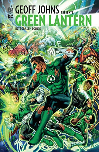 Geoff Johns Presente Green Lantern Integrale