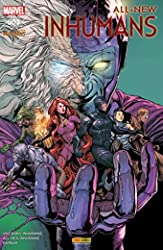 All-new inhumans n° 3 de Steve McNiven