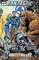 Fantastic Four - Antithesis de Mark Waid