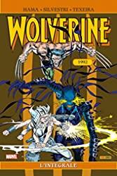 Wolverine - L'intégrale 1992 (T05) de HAMA-L+SILVESTRI-M...