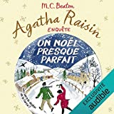 Un Noël presque parfait - Agatha Raisin enquête 18 - Format Téléchargement Audio - 12,95 €