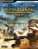 Full Spectrum Warrior(tm) Ten Hammers Official Strategy Guide (Official Strategy Guides (Bradygames)) by BradyGames (2006-03-16) - 16/03/2006
