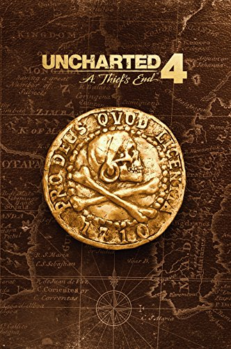 Guide Uncharted 4 A Thief's End Edition Collector