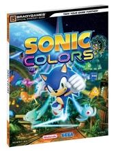 Sonic Colors - Official Strategy Guide de Rick Barba