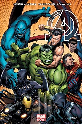 New avengers marvel now
