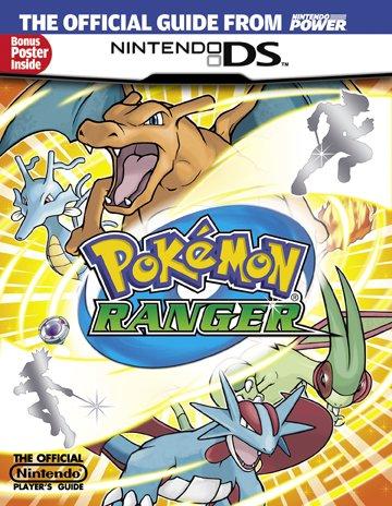 Official Nintendo Pokémon Ranger Player's Guide