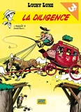 Lucky Luke - Tome 1 - La Diligence - Lucky - 03/06/2018