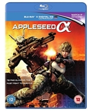 Appleseed - Alpha [Blu-Ray] [Import]