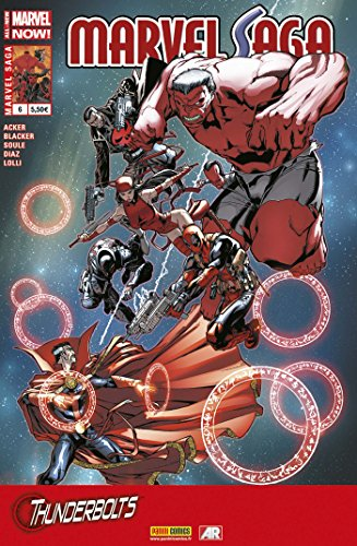 Marvel saga v2 06