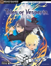 Tales of Vesperia Signature Series Guide de BradyGames