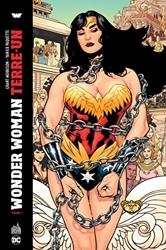Wonder Woman Terre Un - Tome 1 de Morrison Grant