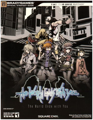 THE WORLD ENDS WITH YOU Official Strategy Guide
