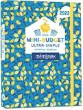 Mon mini-budget ultra-simple Mémoniak 2021-2022