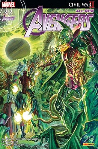 All-New Avengers n°10