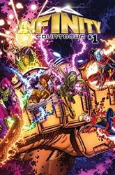 Infinity Wars (fresh start) N°1 de Geoffrey Shaw
