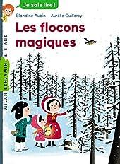 Les flocons magiques de Blandine Aubin