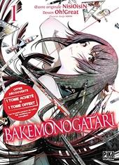 Bakemonogatari Pack Découverte T01 et T02 d'Oh! Great