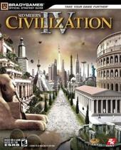 Civilization IV Official Strategy Guide de BradyGames
