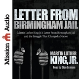 [( Letter from Birmingham Jail )] [by: Jr. Martin Luther King] [Apr-2013] - Mission Audio - 15/04/2013