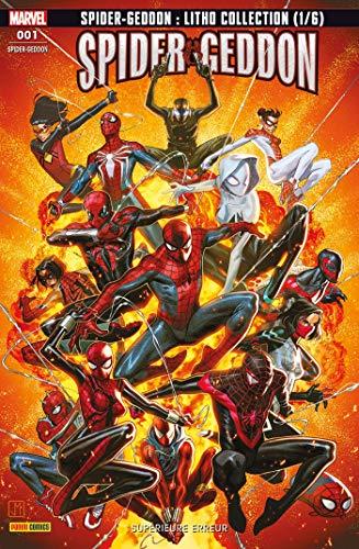 Spider-Geddon (fresh start) N°1
